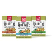The Honest Kitchen Superfood POUR OVERS Variety Pack Wet Dog Food Topper, 5.5-oz, 3 pack