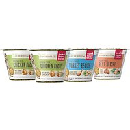 The Honest Kitchen Grain-Free Variety Pack Dehydrated Dog Food, 1.75-oz cup, 4 pack