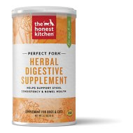 The Honest Kitchen Perfect Form Herbal Digestive Dog & Cat Supplement