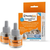 ThunderEase Cat Calming Diffuser Refill, 2 Month Supply