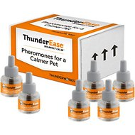 ThunderEase Cat Calming Diffuser Refill, 6 Month Supply