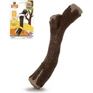 Nylabone Strong Maple Bacon Chew Stick Dog Toy, Wolf