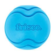 Frisco Fetch Rubber Ball No Squeak Dog Toy