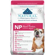 Blue Buffalo Natural Veterinary Diet NP Novel Protein Alligator Grain-Free Dry Dog Food, 22-lb bag