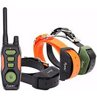 iPets PET618 Remote Dog Training Collar, 3 dog