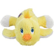 KONG Duck Cozie Plush Dog Toy, Medium