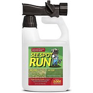 See Spot Run Dog Urine Grass Saver, 32-oz