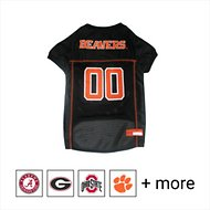 Pets First NCAA Dog & Cat Mesh Jersey, Oregon State, Large