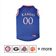 19f1353b9 Pets First NCAA Basketball Dog   Cat Mesh Jersey