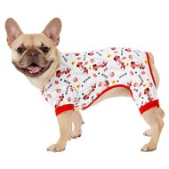 Frisco Dog & Cat Jersey PJs, Firetruck Rescue, Medium