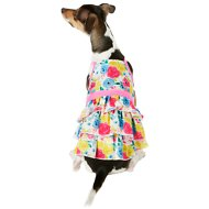 Frisco Floral Tea Party Dog and Cat Sundress, Small