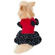 Frisco Patriotic Casual Dog & Cat Dress, X-Small