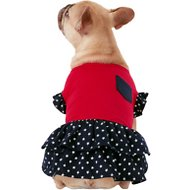 Frisco Patriotic Casual Dog & Cat Dress, Medium