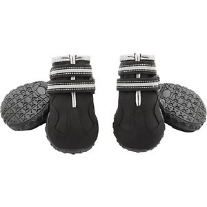 Frisco Anti-Slip Water Resistant Reflective Dog Boots