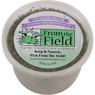 From The Field Ultimate Blend Catnip & Silver Vine Mix, 2-oz tub