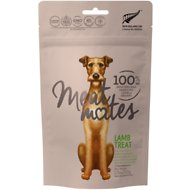 Meat Mates Lamb Freeze-Dried Raw Dog Treats, 1.7-oz bag