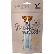 Meat Mates Chicken Freeze-Dried Raw Dog Treats, 1.7-oz bag