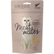 Meat Mates Chicken Freeze-Dried Cat Treats, 1.7-oz bag