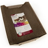 SmartyKat Super Scratcher Chaise Catnip Infused Corrugate Scratcher, XL