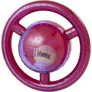 KONG Jumble Disc Dog Toy, Color Varies, Medium