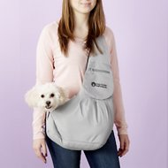 Cozy Courier Pet Products Pet Sling, Gray, Medium