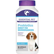 21st Century Essential Pet Probiotics Savory Flavor Capsule Supplement for Dogs, 90 count