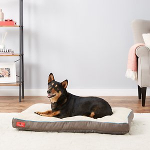 Brindle Soft Orthopedic Pillow Cat & Dog Bed w/Removable Cover
