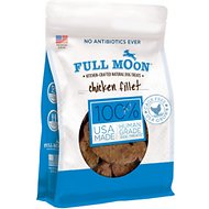 Full Moon Chicken Fillets Dog Treats, 3-lb bag