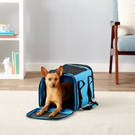 b9f135dd9a Mr. Peanut's Silver Series Airline-Approved Soft-Sided Dog & Cat Carrier,