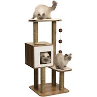 Vesper 47.9-in V-High Base Cat Tree