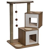 Vesper 40.8-in V-Double Cat Tree