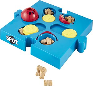 Ethical Pet Seek-A-Treat Puzzle Dog Toy