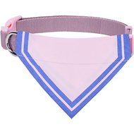 Blueberry Pet Pretty Picks Bandana Dog Collar, Medium