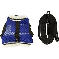 Ware Sporty Jogging Vest Small Animal Harness & Leash, Color Varies