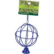 Ware Hay Ball Small Animal Treat Holder, Color Varies
