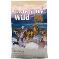 Taste of the Wild Wetlands Grain-Free Dry Dog Food, 28-lb bag