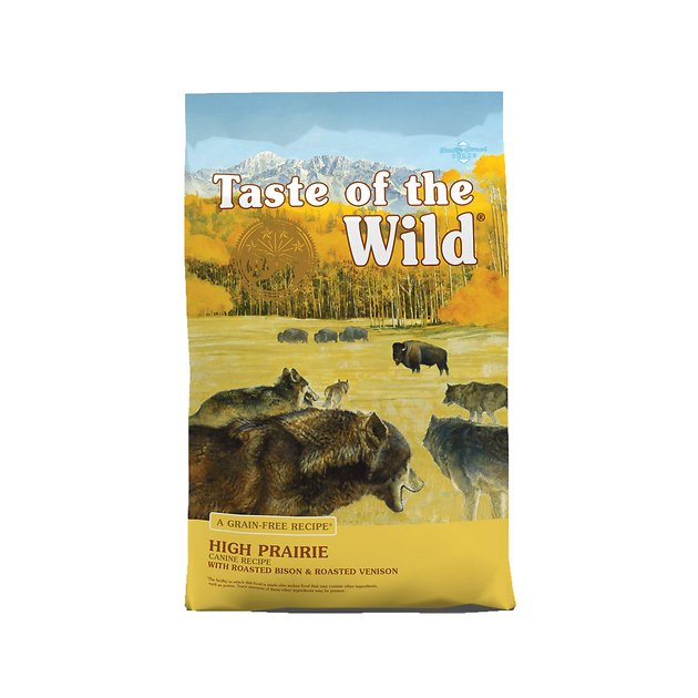 4. Taste of the Wild Dry Canine Formula