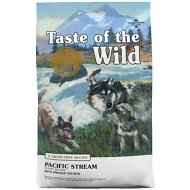 Taste of the Wild Pacific Stream Puppy Formula Grain-Free Dry Dog Food, 28-lb bag