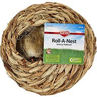 Kaytee Roll-A-Nest Grassy Small Animal Hideout, Large