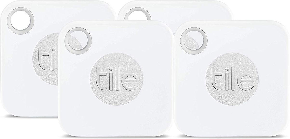 Tile Mate Tracker 4 Count Chewy Com