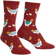 "Sock It to Me ""Mother Hen"" Women's Crew Socks, One Size"