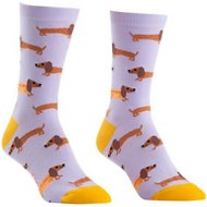 "Sock It to Me ""Hot Dogs"" Women's Crew Socks, One Size"