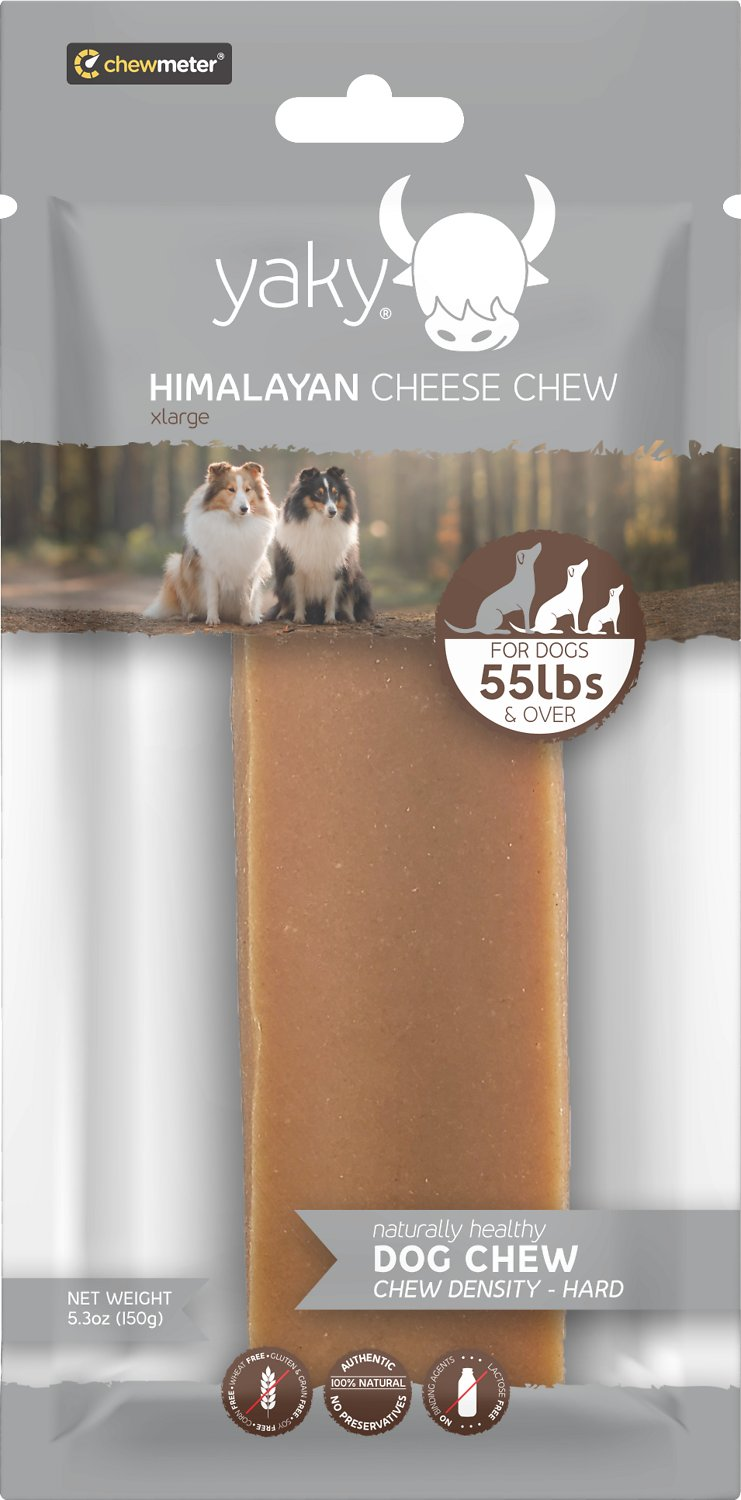 Himalayan Dog Chew Yaky Himalayan Cheese Dog Treat, X