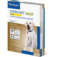 Iverhart Max Soft Chew 50.1-100, 6 treatment