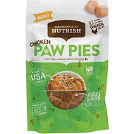 Rachael Ray Nutrish Chicken Paw Pies Dog Treats, 12-oz bag