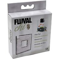 Fluval Chi II Replacement Filter Pads, 3-pack