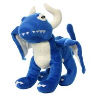 Mighty Dragon Dog Toy, Blue, Large