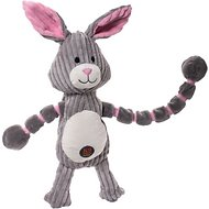 Charming Pets Thunda Tuggas Dog Toy, Bunny