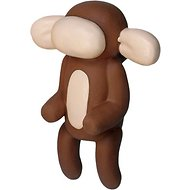 Charming Pets Balloon Dog Toy, Monkey, X-Small