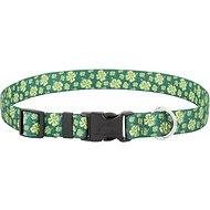 Yellow Dog Design Four Leaf Clover Dog Collar, Large